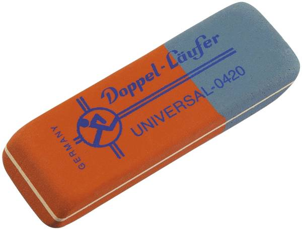 Radierer Universal 75x24x10mm