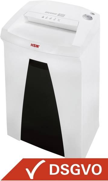 HSM Aktenvernichter Securio B22 weiß 1835121 0,78x11mm
