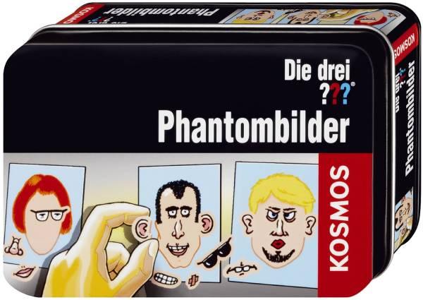 KOSMOS Die drei ??? Phantombilder 631277