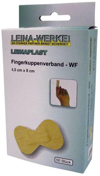 Fingerkuppenverband 50 Stück lose, 4,5 cm x 8 cm wasserfest