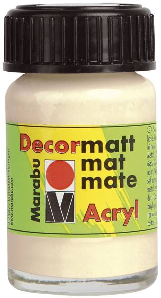 Decormatt Acryl, Beige 247, 15 ml