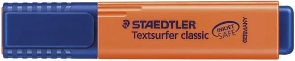 STAEDTLER Textmarker Textsurfer orange 364-4 nachfüllbar