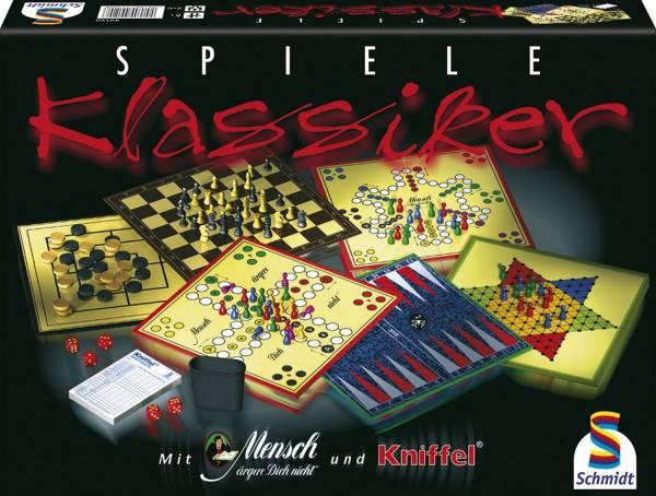 Spielesammlungen Spiele Klassiker