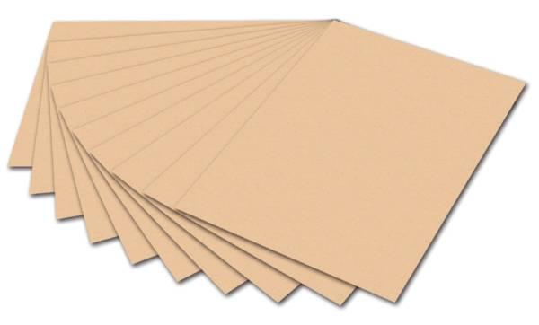 Tonpapier A4, apricose
