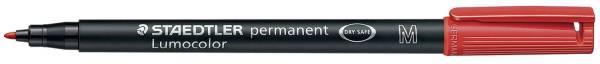 Feinschreiber Universalstift Lumocolor permanent, M, rot®