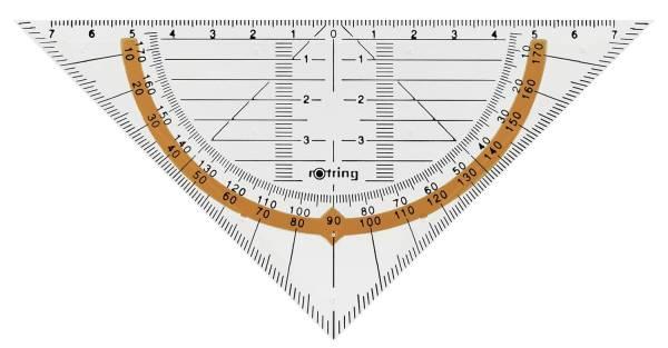 Geo Dreieck Centro 16 cm