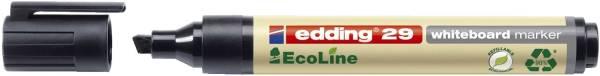 EDDING Whiteboardmarker EcoLine schwarz 29001