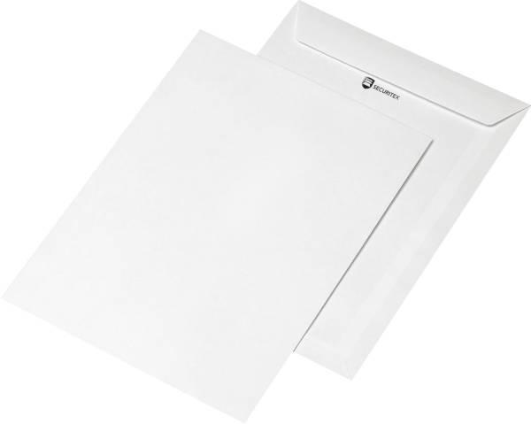 Versandtasche C4, ohne Fenster, 130 g qm, haftklebend, 100 Stück®