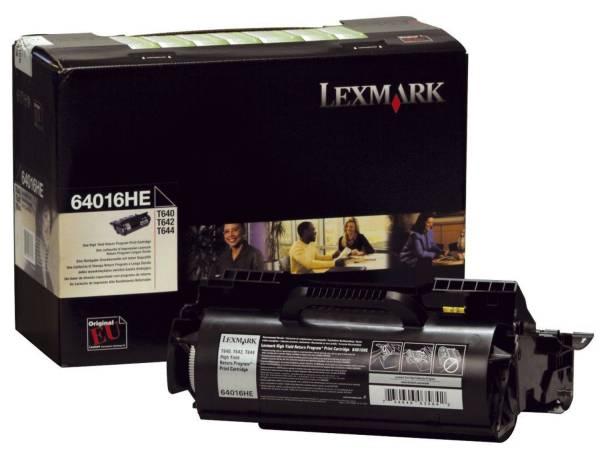LEXMARK Lasertoner Return schwarz X203A11G