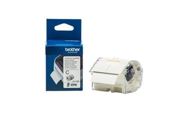 BROTHER Reinigungsrolle 50 mm weiß CK1000