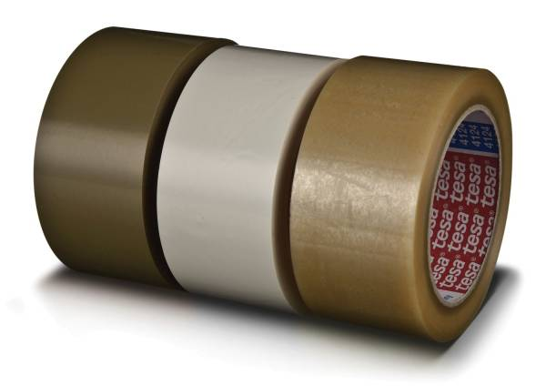 TESA Verpackungsband 38mm66m braun 04124-00095-00