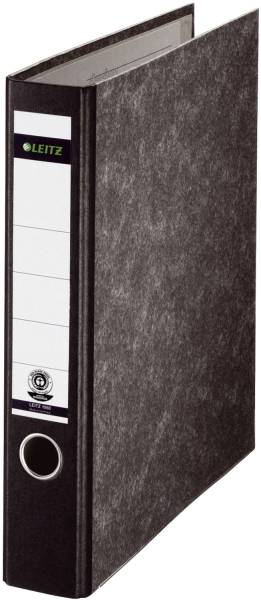 1060 Ordner Hartpappe 60 mm, mit Griffloch, für Größe A4