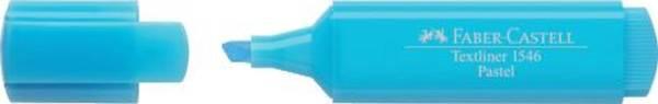 FABER CASTELL Textmarker Superfluo pastell lichtblau 154657