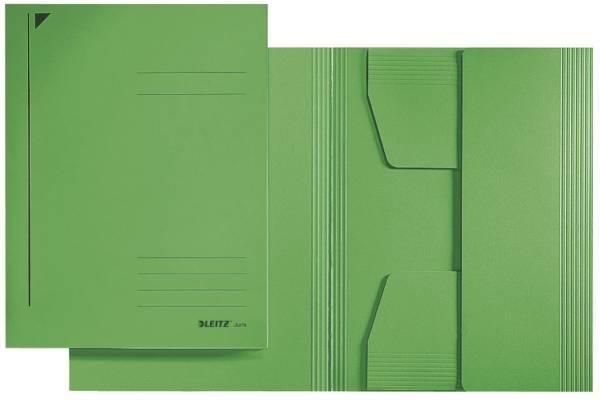 LEITZ Jurismappe A3 grün 39230055 Karton 320g
