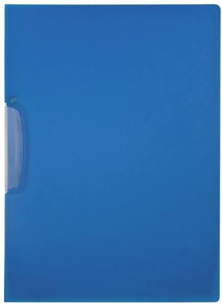 Klemm Mappe blau, Fassungsvermögen bis 25 Blatt