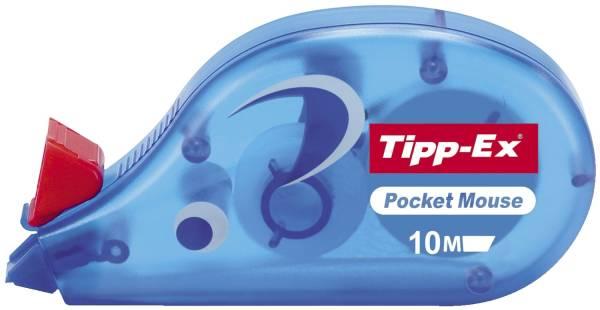 TIPP-EX Korrekturroller Maus Pocket 4,2mm 10m 8221362