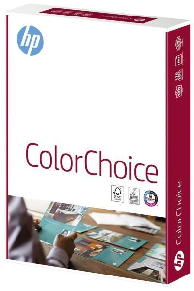 HP Laserpapier A4 120g weiß 88239909 Color Choice 250BL