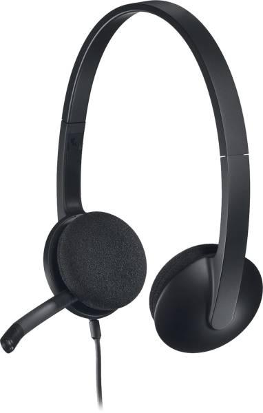 Headset H340 schwarz