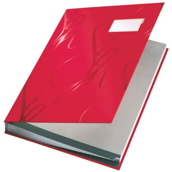 Pultordner Design rot