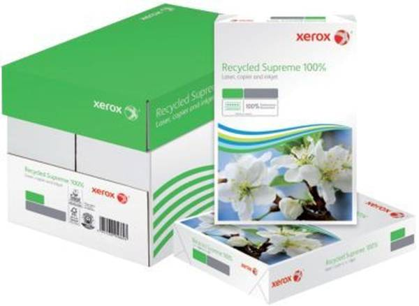 XEROX Kopierpapier A3/80g weiß 500 Blatt 003R95861 Recycled Supreme CO2