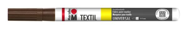 Textil Painter Mittelbraun 046, 1 2 mm