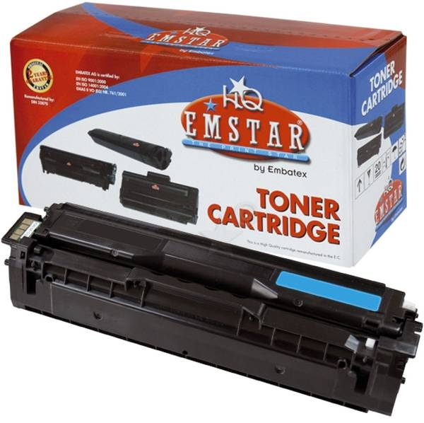 EMSTAR Lasertoner cyan S609 CLP-C506L