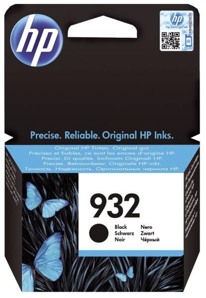 HP Inkjetpatrone Nr. 932 schwarz CN057AE
