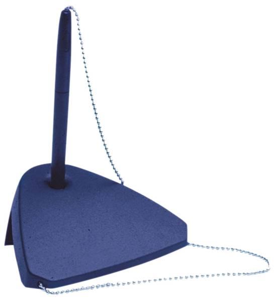 Kuliständer Modern Kunststoff, 106 x 138 x 112 mm, blau