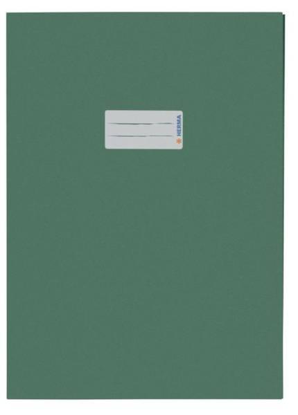 HERMA Heftschoner A4 UWF dunkelgrün 5535 Papier