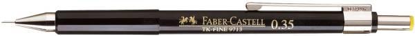 FABER CASTELL Feinminenstift TK Fine 0,3mm dkl.grün 9713 136300