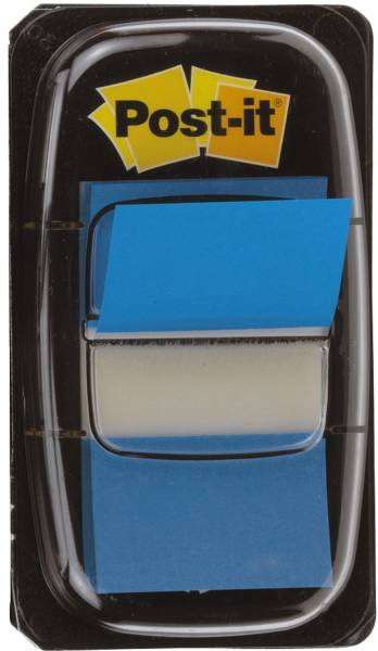POST-IT Index Tape Flags 680 blau 680-2