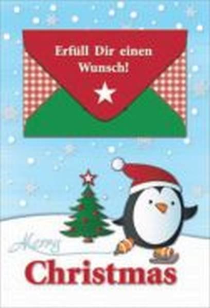 Weihnachtsgeldscheinkarte 3-2247 Bild