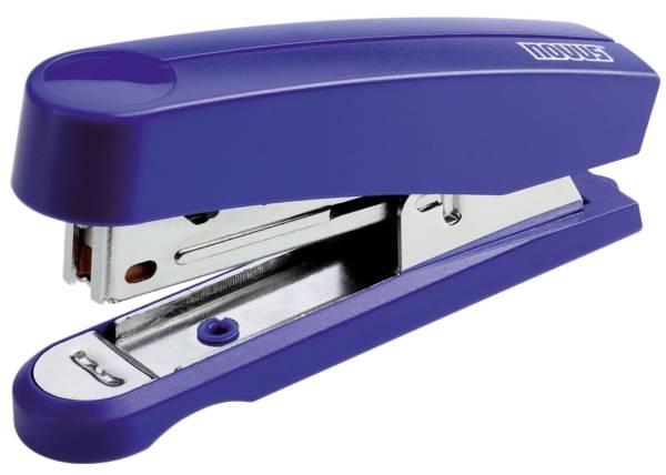 Heftgerät (Büro) B10 Professional blau, 15 Blatt, 38 mm, blau