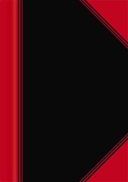 Kladden A7, kariert, 96 Blatt