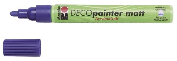 MARABU Decopainter aquamarin 0122 34 255 3-4mm