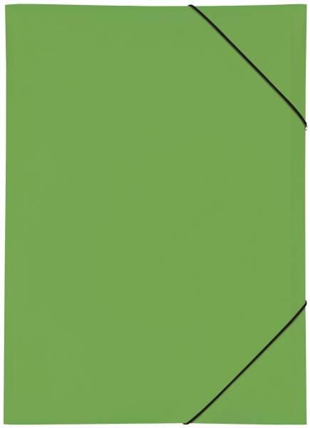 PAGNA Gummizugmappe PP A3 grün 21638-05