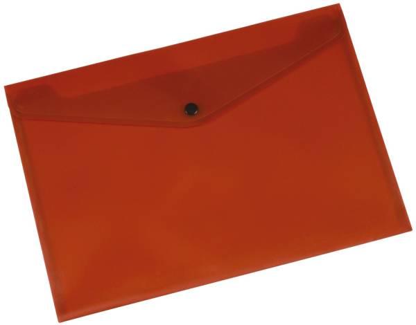 Dokumentenmappen rot, A4 bis zu 50 Blatt