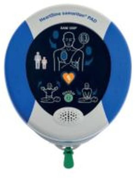 LEINA-WERKE Defibrillator HeartSine samaritan blau 43170
