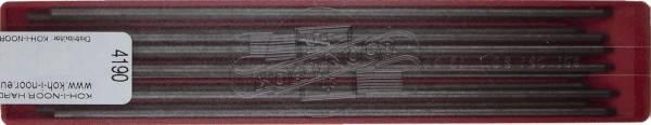 KOH-I-NOOR Fallmine 2mm H 12ST 4190-H