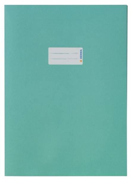 HERMA Heftschoner A4 UWF türkis 5527 Papier