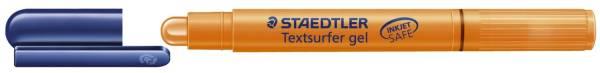 STAEDTLER Textmarker Gel orange 264-4 Textsurfer
