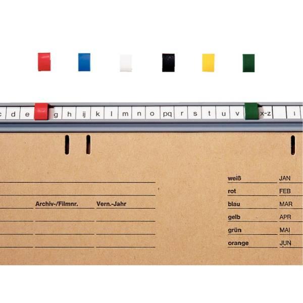 LEITZ Farbsignale gelb 2506-00-15