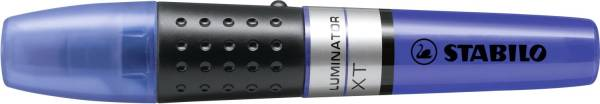 STABILO Textmarker Luminator 2+5mm blau 71/41