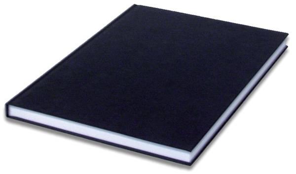Notizbuch SOHO A4, 96 Blatt, schwarz