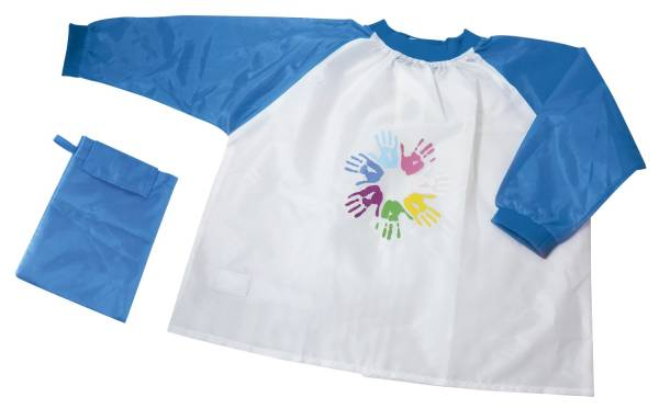 DONAU Malschürze Kinder Boy blau 3800001-10