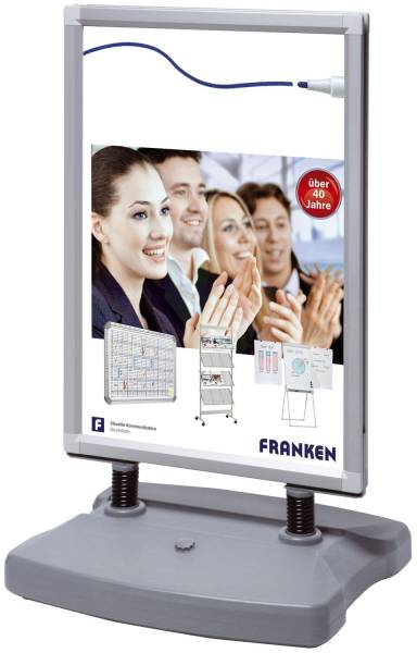 FRANKEN Plakatständer DIN A1 BS1304