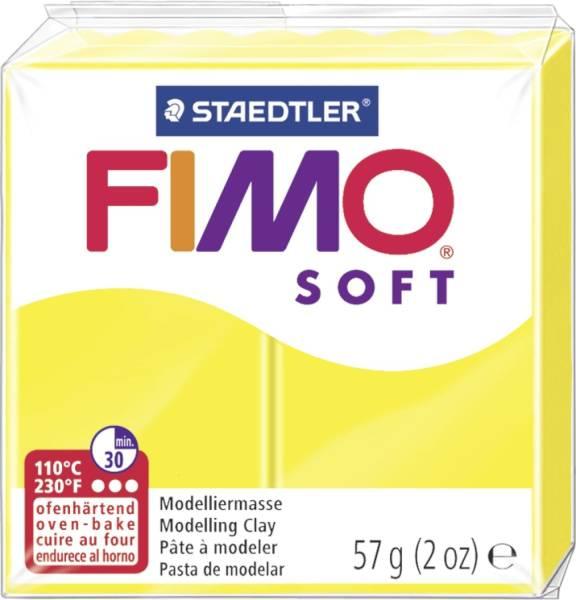 Modelliermasse soft 56 g, soft limone®