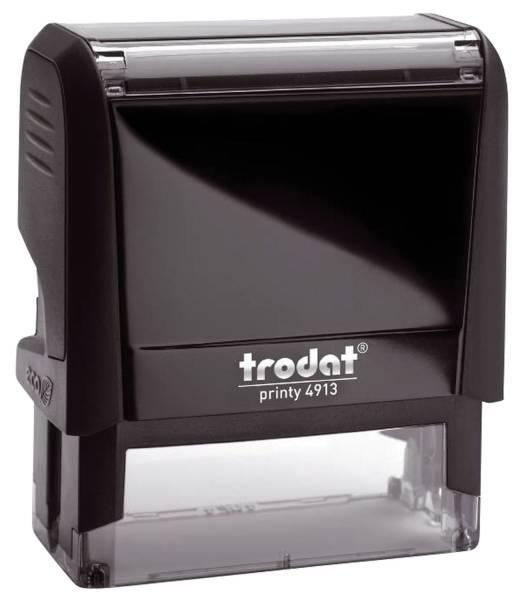 TRODAT Textstempel + Gutschein max.6 Zeilen 4913 Printy