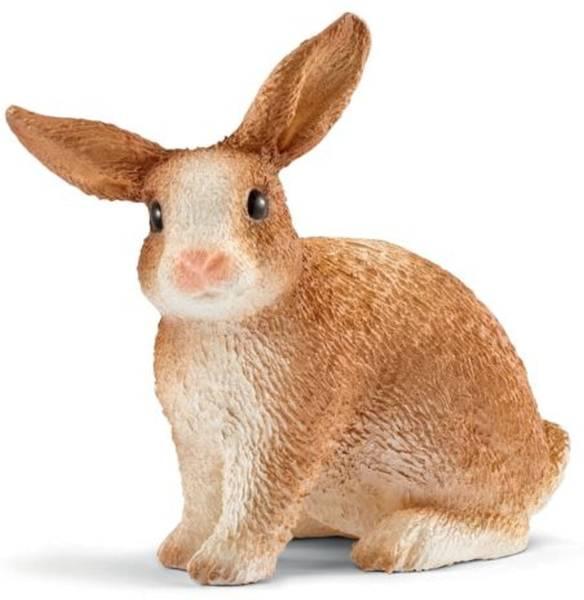 SCHLEICH Spielzeugfigur Kaninchen 13827