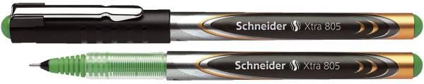 SCHNEIDER Tintenroller Xtra 805 grün SN8054 0,5mm
